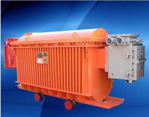 KSG-4VA矿用防爆变压器