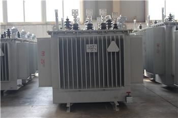 东营315KVA油浸式非晶合金铁心配电变压器