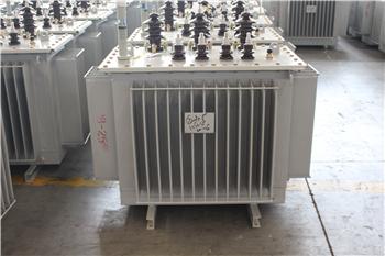 邯郸SH15非晶合金油浸式变压器