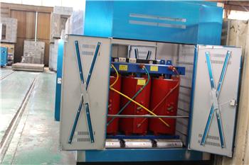 SCB10-250KVA干式变压器