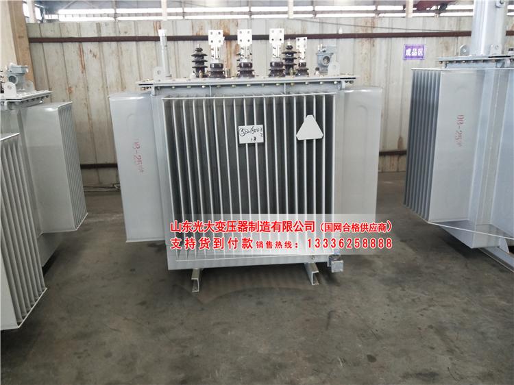 S11-200KVA油浸式电力变压器