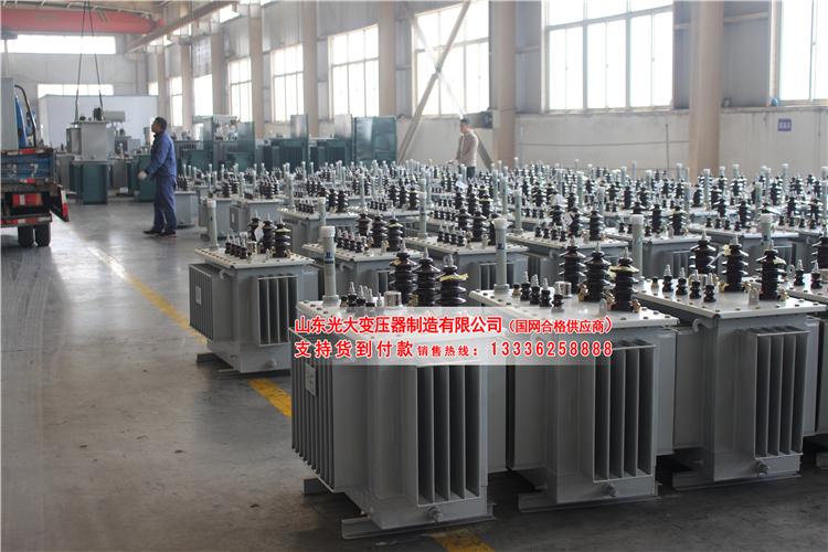 晋城S11-2500KVA油浸式变压器