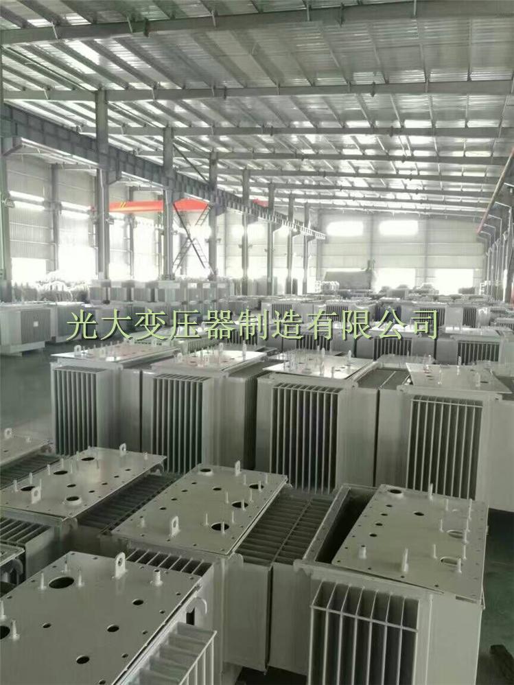芜湖S13-1000KVA油浸式变压器