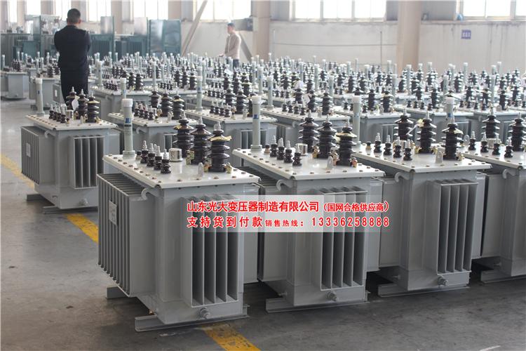 漯河1000kva油浸式变压器