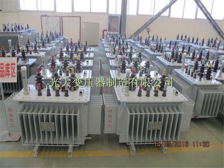 滨州S11-200KVA油浸式变压器