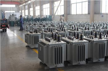油浸式配电变压器