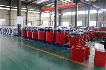 东营500KVA干式变压器厂家