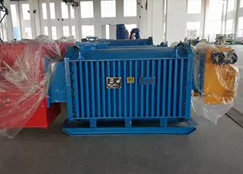 河北KSG-4VA矿用防爆变压器