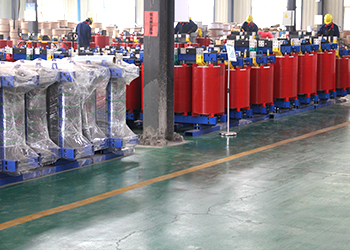 河北SCB10-500KVA干式变压器
