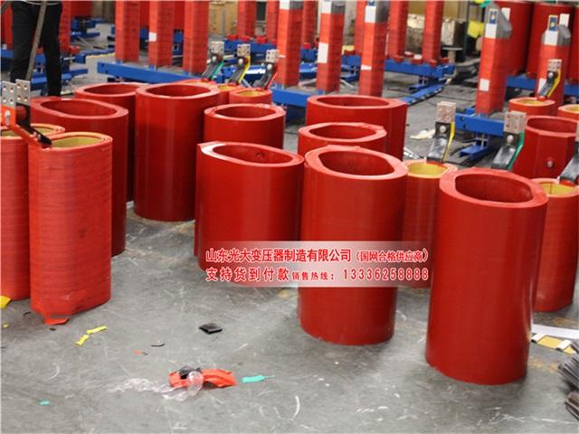 滨州SCB10-200KVA干式变压器