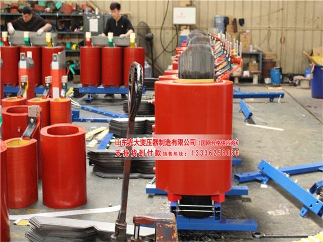 哈尔滨SCB10-1250KVA干式变压器