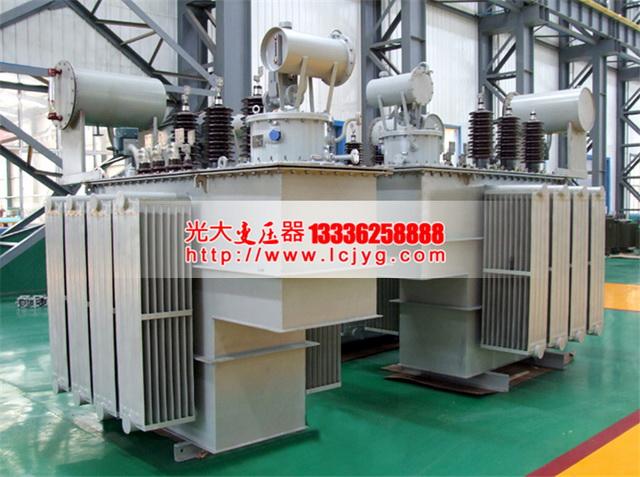 滨州40000KVA油浸式变压器