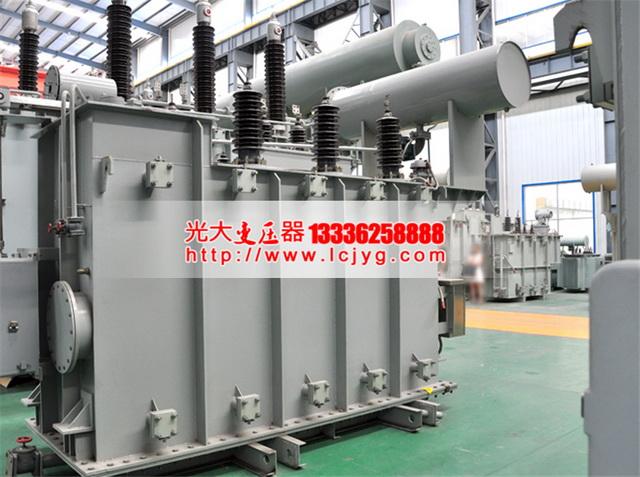 大连31500KVA油浸式变压器